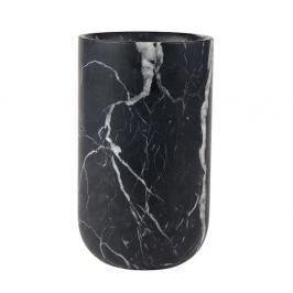 Vază din marmură Zuiver Fajen, negru