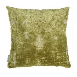 Pernă cu umplutură Zuiver Sarona Vintage, 45 x 45 cm, verde
