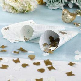 Set 10 conuri pentru confetti Neviti Forever