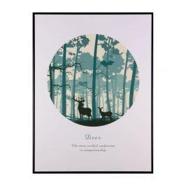 Poster Sømcasa Forest, 60 x 80 cm