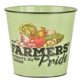 Ghiveci flori Esschert Design Farmers, 1,8 L