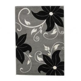 Covor Think Rugs Verona, 60 x 120 cm, gri - negru