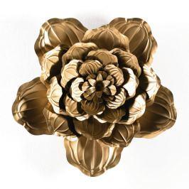 Decoraţiune Thai Natura Bunga, ⌀ 69 cm, auriu