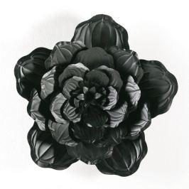 Decoraţiune Thai Natura Bunga, ⌀ 69 cm, negru