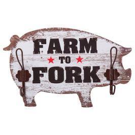 Cuier de perete Farm to Fork
