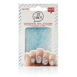 Set autocolante cu sticlă pentru unghii NPW Beauty Junky Nail Stickers