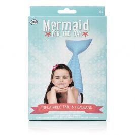 Costum gonflabil coadă de sirenă NPW Mermaid For The Daz