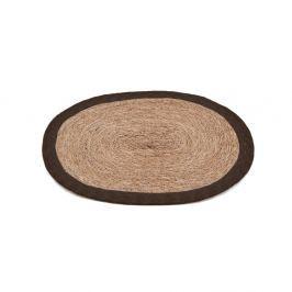 Suport pentru farfurie Moycor Jute, 35 x 45 cm, maro bej