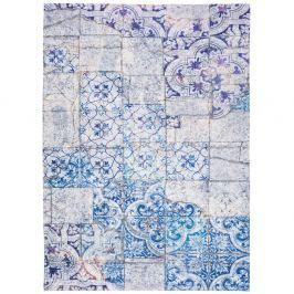 Covor Universal Alice, 160 x 230 cm, gri - albastru