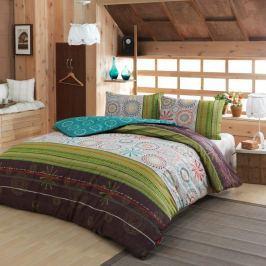 Lenjerie de pat cu cearșaf Aries, 200 x 220 cm