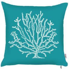 Față de pernă Apolena Deep Sea Coral, 43 x 43 cm