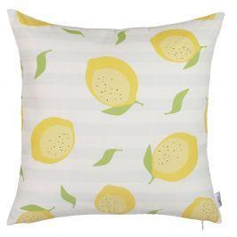 Față de pernă Apolena Floating Lemons, 43x43cm