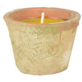 Lumânare cu aromă de lămâie Esschert Design