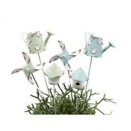 Set 6 decorațiuni pentru grădină Ego Dekor, 34 x 10,5 cm