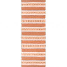Covor potrivit pentru exterior Narma Runo, 70 x 100 cm, portocaliu