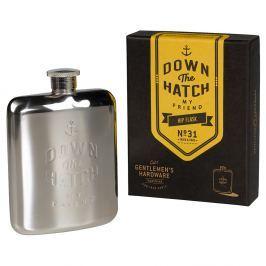 Sticlă portabilă Brass Gentlemen's Hardware, 175 ml