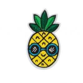 Ornament textil termoadeziv Sass & Belle Pineapple Sunglasses