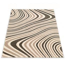 Covor  Webtappeti Reflex Brown Stripes, 80 x 150 cm