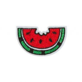 Ornament textil termoadeziv Sass & Belle Watermelon Slice
