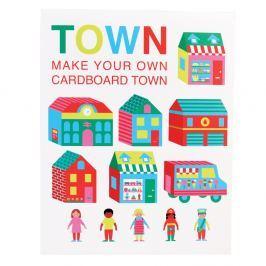 Joc de creație cu hârtie pliantă Rex London Town