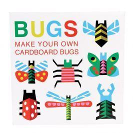 Joc de creație cu hârtie pliată Rex London Bugs