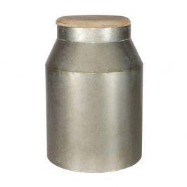 Recipient metalic deorativ De Eekhoorn Barrel, 39 cm h