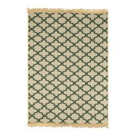Covor Ya Rugs Yildiz, 80 x 150 cm, verde - bej