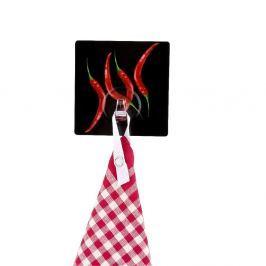 Cuier autoadeziv Wenko Static-Loc Hot Pepper