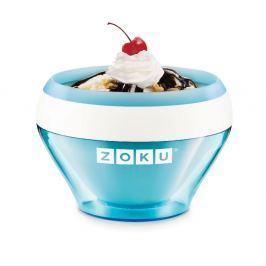 Aparat de făcut înghețată Zoku Ice Cream, albastru