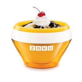 Aparat de făcut înghețată Zoku Ice Cream, galben