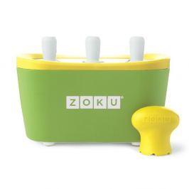 Aparat de făcut înghețată Zoku Quick Pop, verde