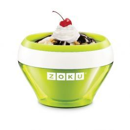 Aparat de făcut înghețată Zoku Ice Cream, verde