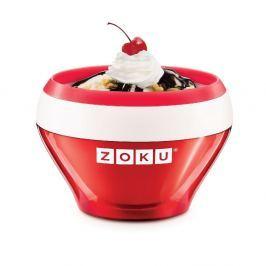 Aparat de făcut înghețată Zoku Ice Cream, roșu