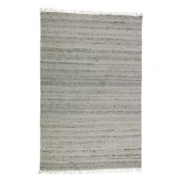 Covor din lână De Eekhoorn Fields, 240 x 170 cm, gri