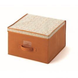 Cutie de depozitare Cosatto Bloom, lățime 40 cm, portocaliu