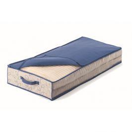 Cutie de depozitare pături/lenjerie de pat Cosatto Bloom, lățime 50 cm, albastru