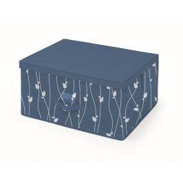 Cutie de depozitare Cosatto Leaves, lățime 60 cm, albastru