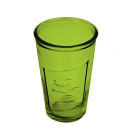 Pahar din sticlă Ego Dekor Afrodita, 0,3 l, verde