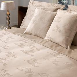 Lenjerie de pat Muller Textiel Paris Sand, 240 x 200 cm