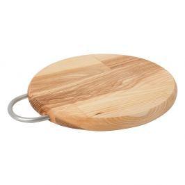 Tocător din lemn Krauff, ⌀ 19 cm