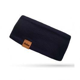 Bentiță tricotată DOKE, negru