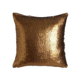 Pernă Denzzo Normandie, 45 x 45 cm, auriu