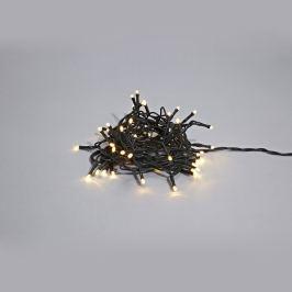 Șirag LED strălucitor Markslöjd Sken Multi Lungo, 240 diode, negru