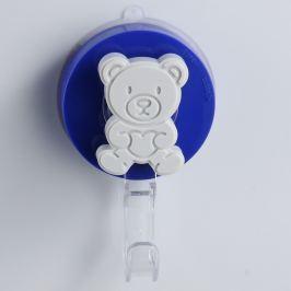Cârlig cu montare fără găurire ZOSO Bear Blue