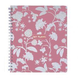Caiet Tri-Coastal Design My Plans, 96 file