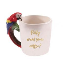 Cană Tri-Coastal Design Parrot Polly