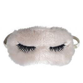 Masca de dormit Tri-Coastal Design Poli, alb