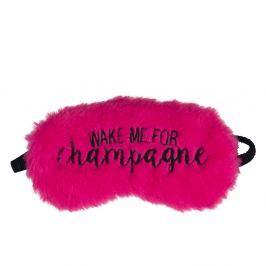 Mască de dormit Tri-Coastal Design Champagne, roz închis
