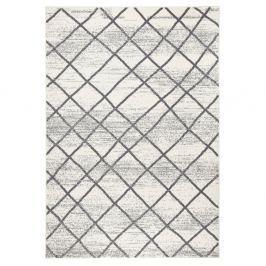 Covor Zala Living Rhombe, 200 x 290 cm, gri deschis