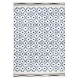 Covor Zala Living Cubic, 70 x 140 cm,albastru-alb